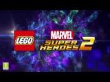 NEW LEGO Marvel Super Heroes 2 Gamescom Trailer