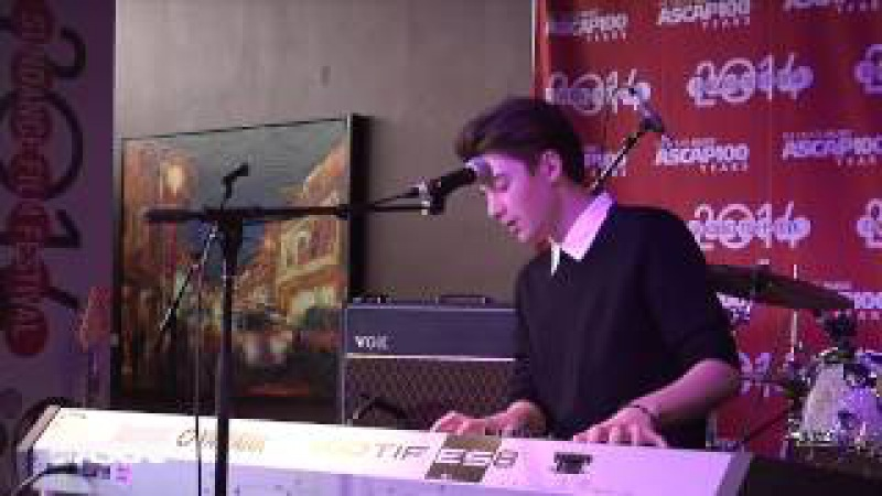 Greyson Chance - Animal in the Night - Sundance ASCAP Music Café » Freewka.com - Смотреть онлайн в хорощем качестве