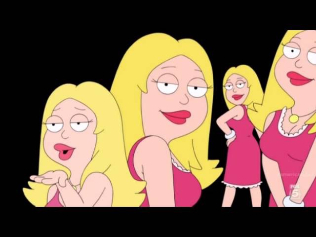 Steve Smith singing Is She Not Hot Enough For You Dad? (American Dad)