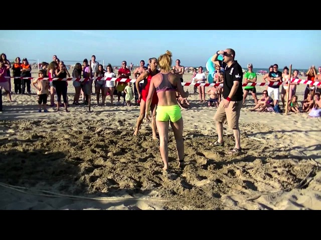 Campeonato Autonómico de Lucha Playa (28 de Junio 2014)