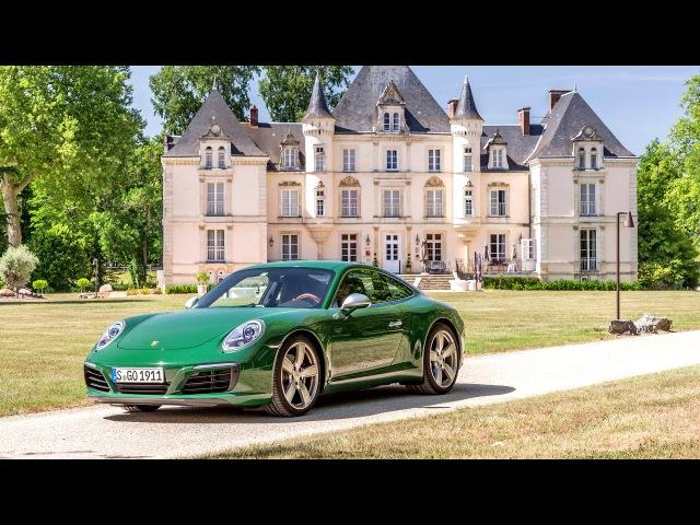 Porsche 911 Carrera S Coupe One Millionth 991 2017