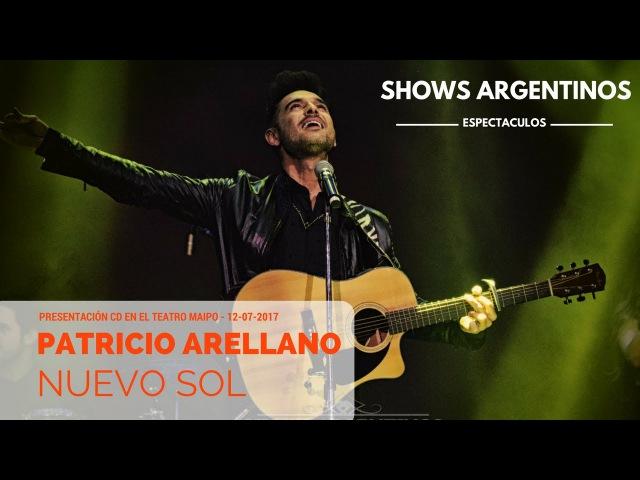 SHOWS ARGENTINOS - COMPILADO PATRICIO ARELLANO EN EL MAIPO