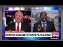 Bill Kristol CLOWNS Paris Dennard For Defending Trump, OK, I'll Say it AGAIN, He's A Jack-@SS