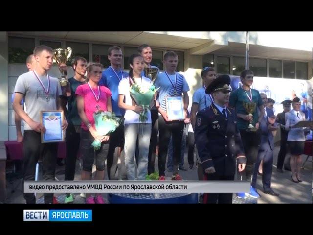 В области завершился чемпионат МВД России по служебно-боевым дисциплинам