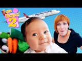 Bad Baby, Are You Sleeping BABY FLYING! Learn Colors with Song Nursery Rhymes for Kids, Baby Songs
