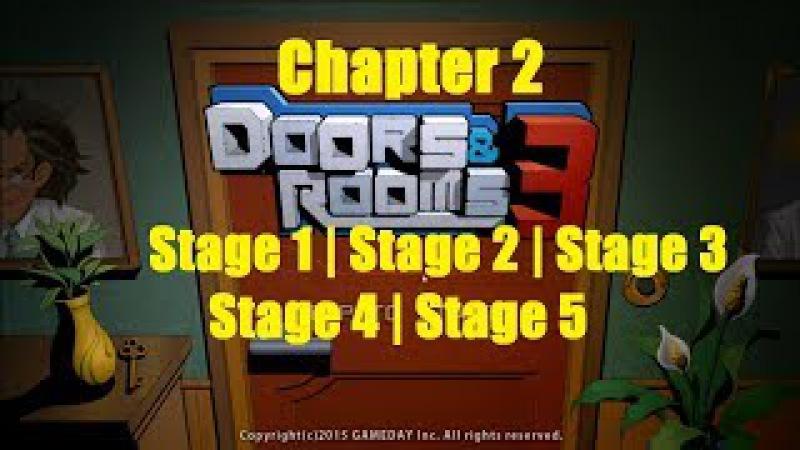DoorsRooms 3 - Chapter 2 - Stage 1 - 5 - Побег игра : DoorsRooms 3 2