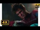 Смерть Гвен Стейси Новый Человек-паук Высокое напряжение 2014 4K ULTRA HD