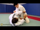 Yuri Simoes Belt Grip Backroll Sweep from Half Guard | BJJ LIBRARY