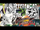 ALL Mr. Perfect Cell Manga/Anime References in Dragon Ball FighterZ