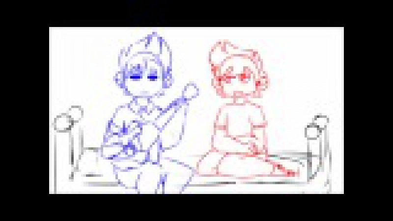 An Awkward Duet ♡【Eddsworld Tomtord Animatic】 [900 Subscriber Special]