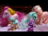 Marketplace Haul - My Little Ponies G3 &amp G4