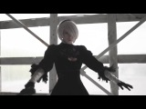 Cosplay Music video (CMV) 2B from Nier: Automata
