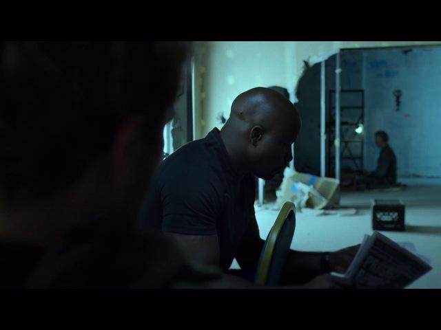 Защитники 1 сезон 6 серия (Многоголосая озвучка) Flarrow Films | The Defenders