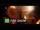 _Fire-Show-Slow-Motion_студия KOKOS-FILM