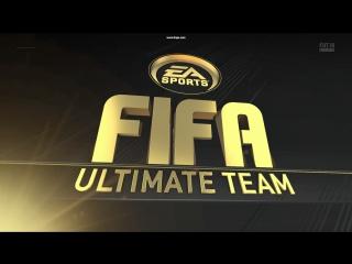 FIFA18. Squad Battle. Контратака и гол с центра поля. Люблю так делать)