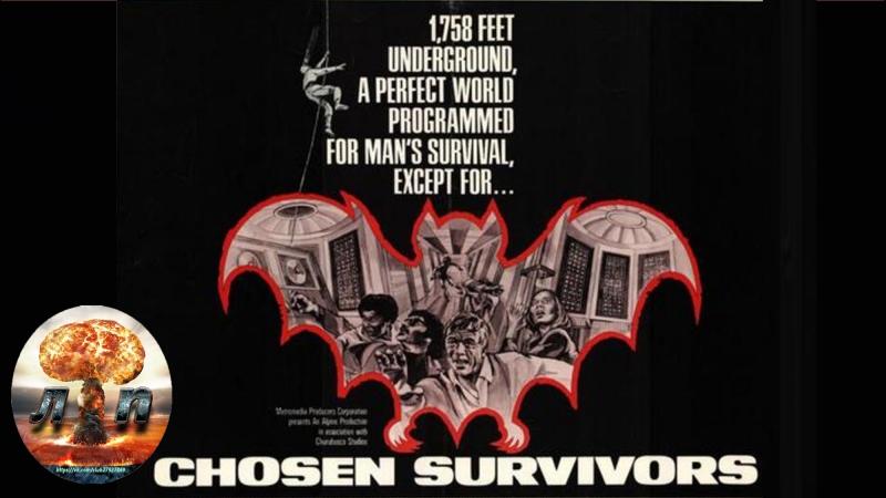 Избранные / Chosen Survivors (1974) 720HD
