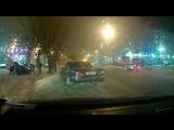 Воронеж. Ночное ДТП у Линии