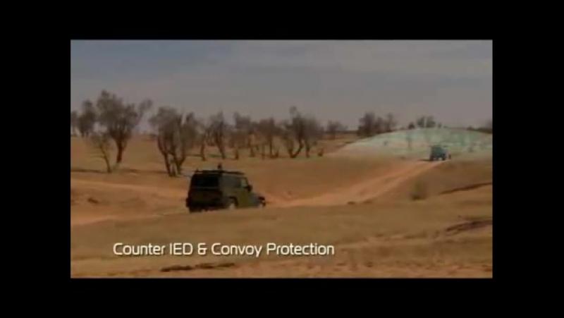 Израиль G Nius UGS Guardium беспилотного Ground Vehicle UGV