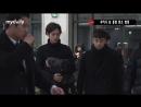 유재석 Yoo Jae suk ·김종국 kim Jong kook ·이광수 Lee Kwang soo 故 종현 빈소로 계속되는 조문