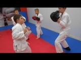 Первые шаги в изучении ударной техники. Группа  от 9 лет и старше.
