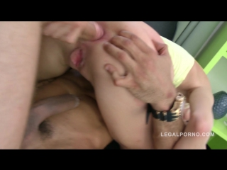 LegalPorno Bree Haze in double anal threesome SZ1430 dp dap ass fuck porn 2017 gonzo gang