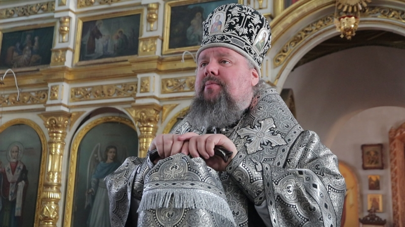 Великопостное слово епископа Щигровского Паисия
