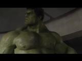 Прикол из фильма Мстители 2012 Халк_ МЕЛКОВАТ.
