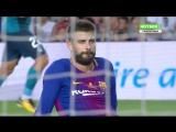 Барселона 0:1 Реал Мадрид | Автогол Пике
