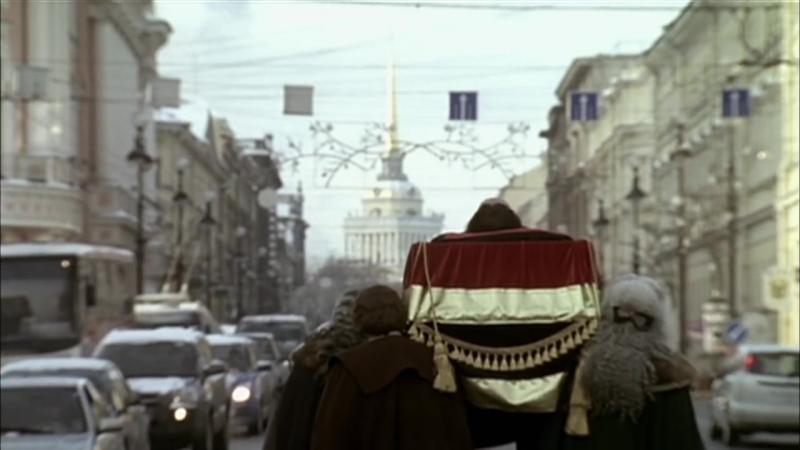 СЕРИАЛ - 2011 - Пётр Первый. Завещание. Серия 4 (ВЛАДИМИР БОРТКО)