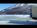 Дальнобойщики Севера . Дороги крайнего севера Зимник RUSSIAN ROADS 3.mp4