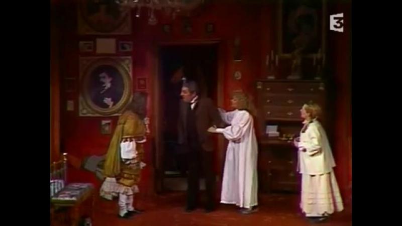 Feu La Mere De Madame 1978 de Feydeau avec Bernard Blier Jacqueline Gauthier 480p