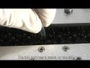 Epson DX5 Чистка печатающей головка