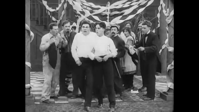 Чарли Чаплин - Танго-Путаница