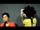 Roadfill Macasero(Моймой Палабой) со своей тётей Бенни Обесо кавер Bonnie Tyler - Total Eclipse of the Heart