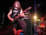War - Burzum cover by Nargaroth (live Medellin Aug 18th)