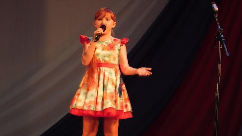 Арина Казанцева с муз.композицией