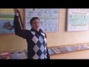 ополченец в школе