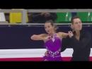 European Championships 2018. Ice Dance - SD. Katerina BUNINA ⁄ German FROLOV