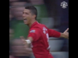 Cristiano got his 100th goal in a red shirt on this day in 2008!