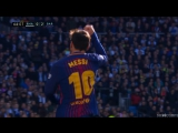 Lionel Messi vs Real Madrid (Away) 23 12 2017 HD 1080i - English Commentary