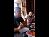 встреча игроков в Волгограде