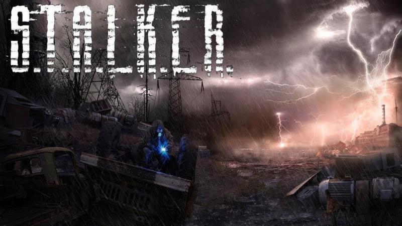 S.T.A.L.K.E.R.: Тень Чернобыля / Ночной стрим / Дорога к выжигателю / 18