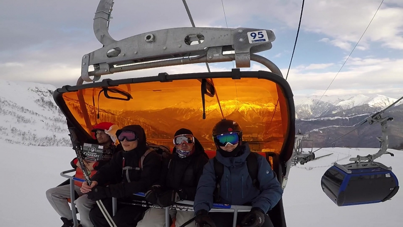 Газпром «Альпика» Красная Поляна