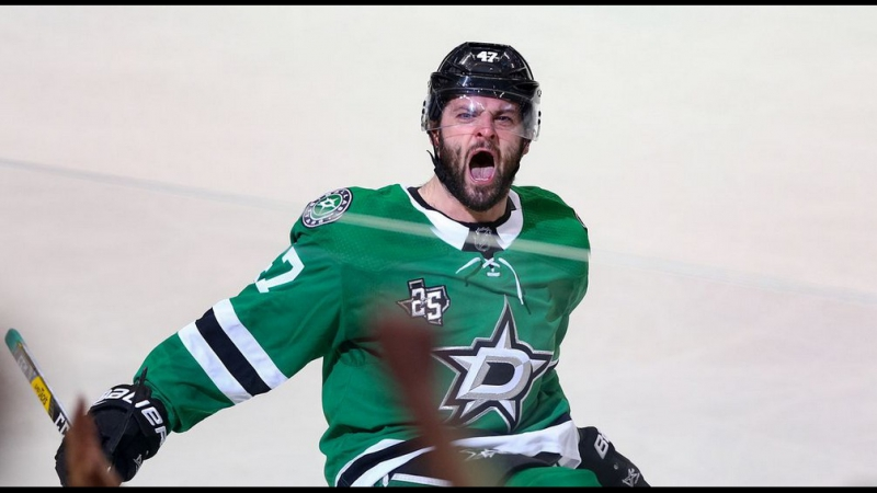 НХЛ 2017-2018 Даллас Старз - Эдмонтон Ойлерз 5-1 (06.01.2018)
