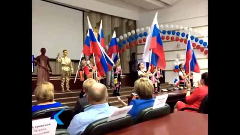 06 07 2017 Киселевскими студентами можно и нужно гордиться