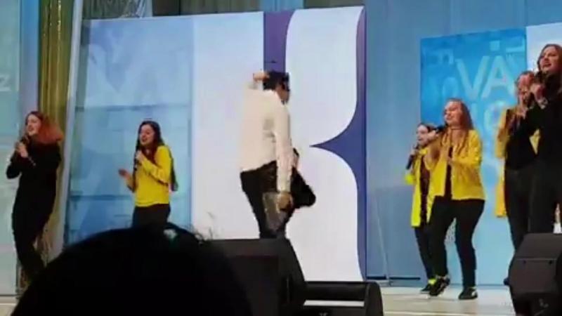 Танцуй, Стасик, атя-тя