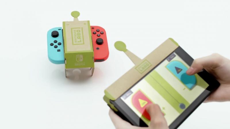 [Nintendo] First Look at Nintendo Labo