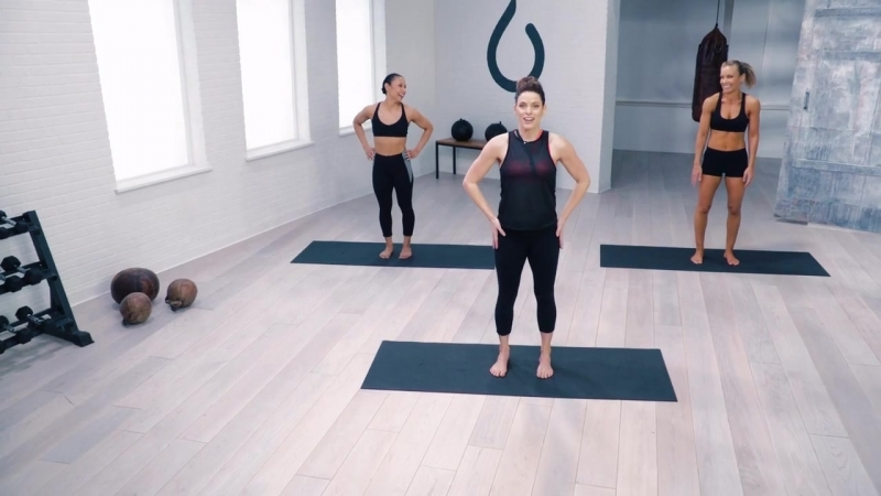 Erika Shannon - 4. Inner Strength (Power Cardio)
