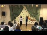 День Матери 2017 год.Песню «Ты моя» исполняют Диана и Марина Бабилоевы