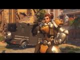 Бригитта - новый герой поддержки в Overwatch!
